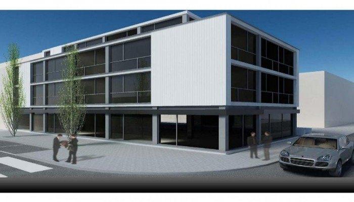 Solar para oficinas o viviendas en valencia for Oficinas prop valencia