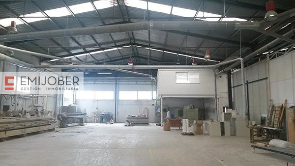 Alquiler nave industrial picassent m2 for Pisos alquiler picassent